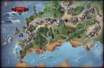 Map - Cheliax