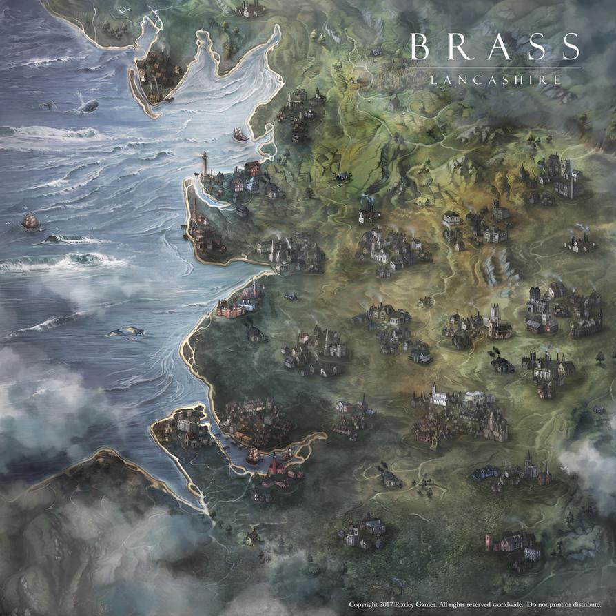 Brass - Lancashire by damie-m