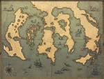 Pathfinder - Treasure Map