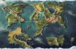 Starfinder- Castrovel Map