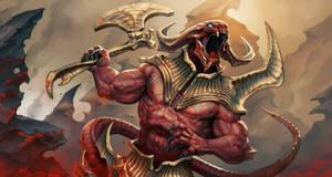 Soulbane Legionnaire - Edge of Darkness