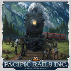 Pacific Rails Cover