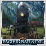 Pacific Rails Cover