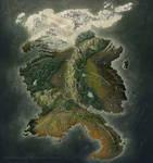 Grim Hollow World Map