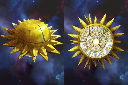 Fortunes Heart - Starfinder