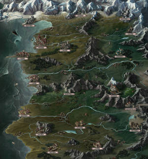 The Witcher - Old World