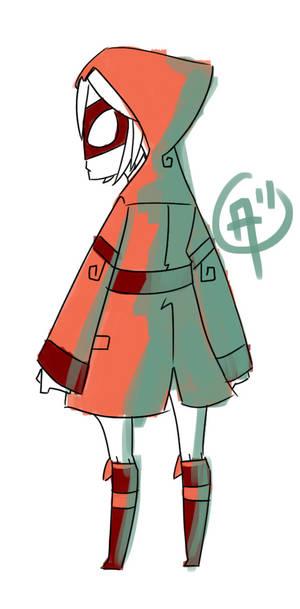 red hood sketch4