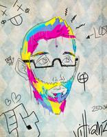 wall portrait