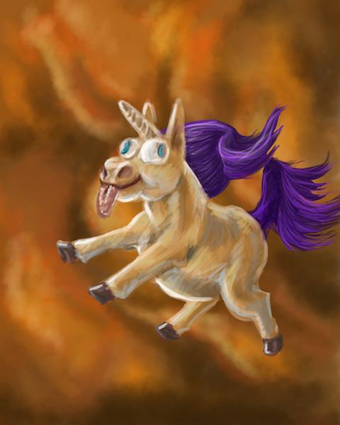 Sir Pony Von Doom by whatclaptrap
