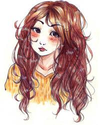 Sketch by ChocolatChibi