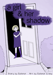 a girl and her shadow (tapas cover) by Elaienar