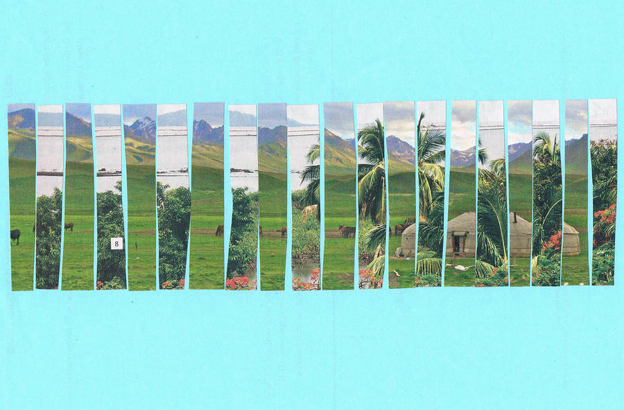 Paradise by elarnis