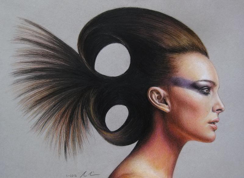Natalie Portman by LMan-Artwork