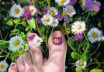 Springtime Feet