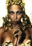 Josephine Baker by LMan-Artwork