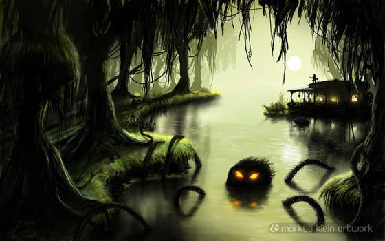 El Swampo (Digital Art)