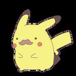 Pikachu Vector - Credit to Pikarar
