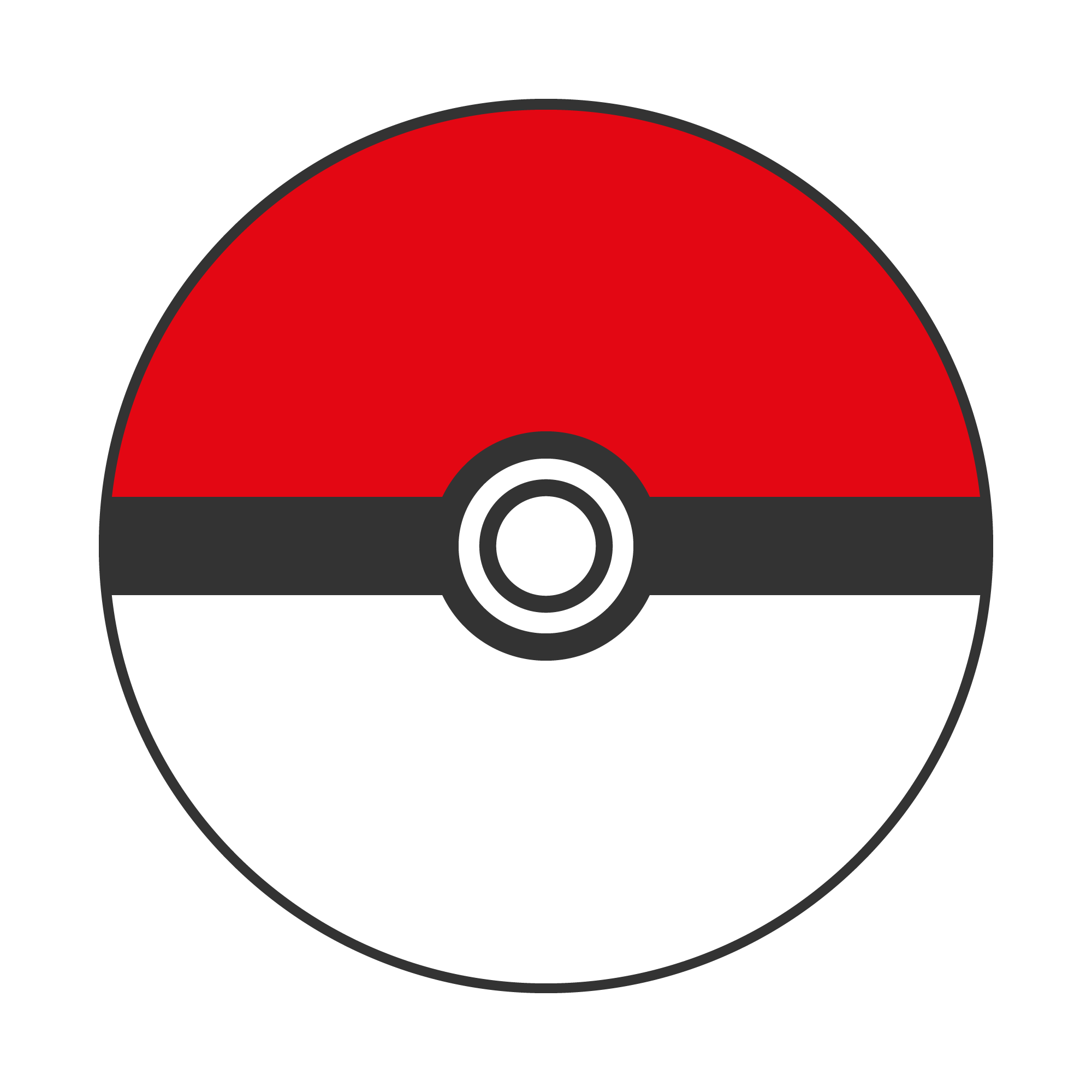 Pokeball Vector by Man...