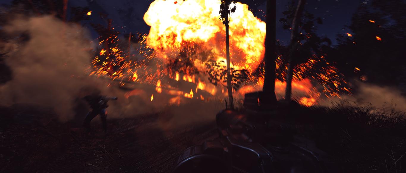 Fallout 4 - Oddly Cinematic Screenshot by MangoTangoFox