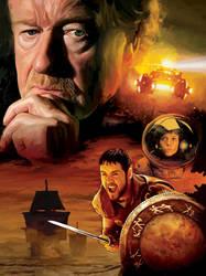 Ridley Scott by ticulin