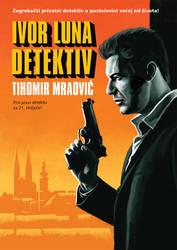 Detective novel cover art