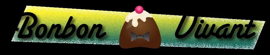 Logo for BonBon Vivant by Eredien