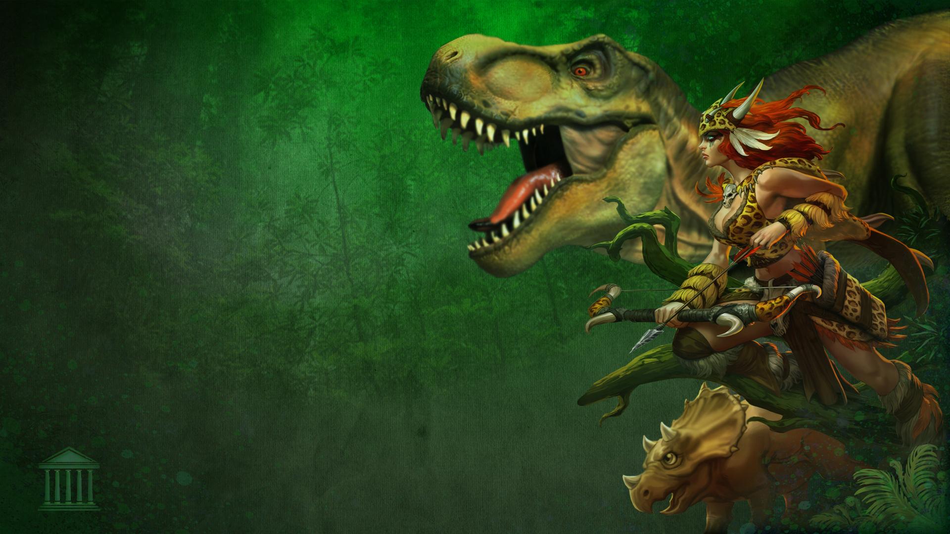 Smite Artemis Wallpaper | www.imgkid.com - The Image Kid ...