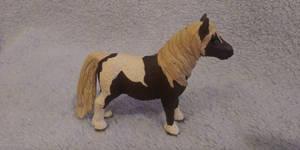 Schleich Shetland Pony Stallion