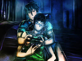 Videogame Freak~ by azureXtwilight-rllz