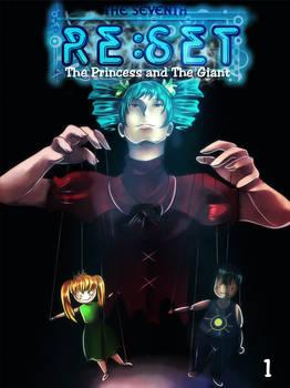 The Seventh Re:Set Webcomics : Cover 1