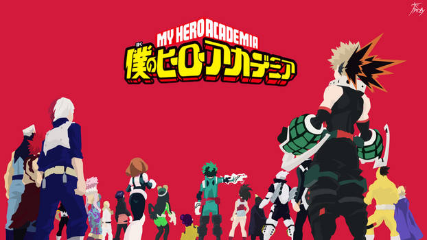 My Hero Academia - Wallpaper