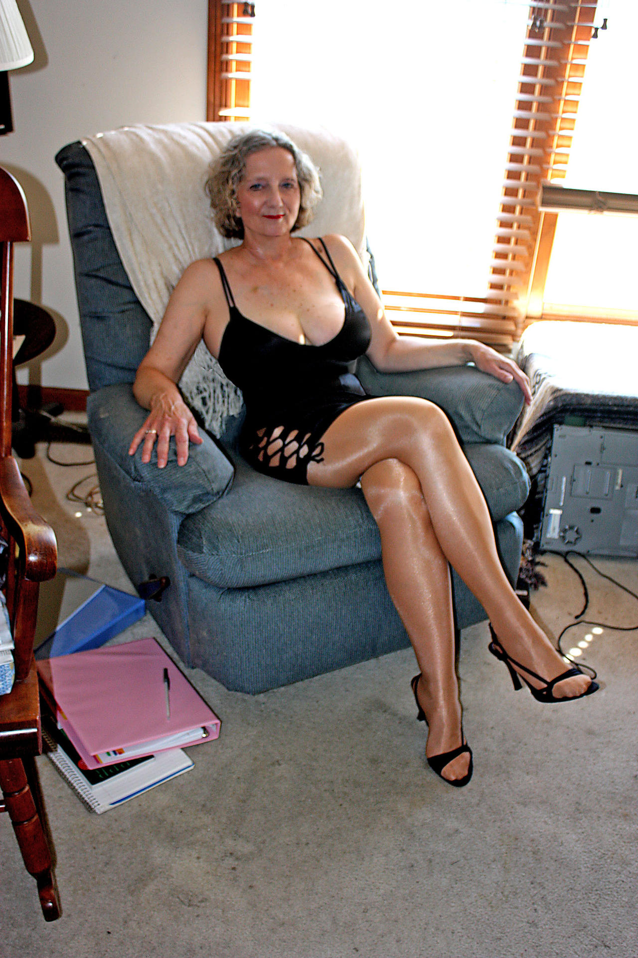 Sexy mature women models