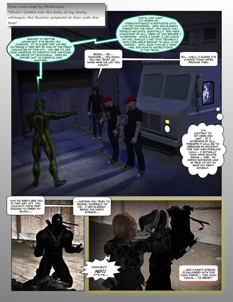 NightFall - page 41 by MollyFootman
