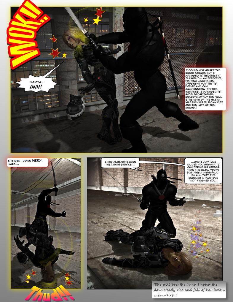 NightFall - page 42 by MollyFootman