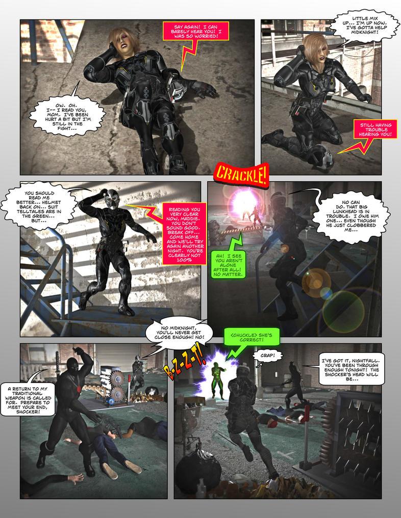NightFall - page 46 by MollyFootman