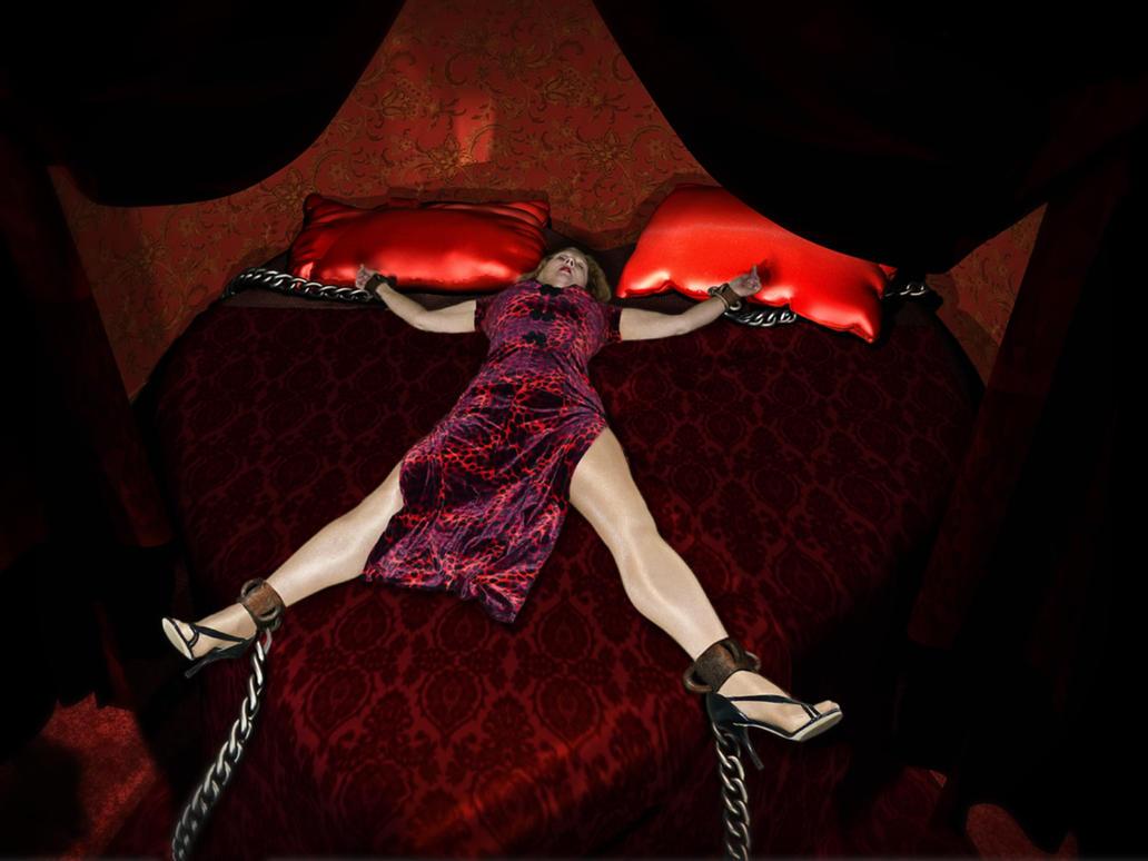Chained Valentine by MollyFootman