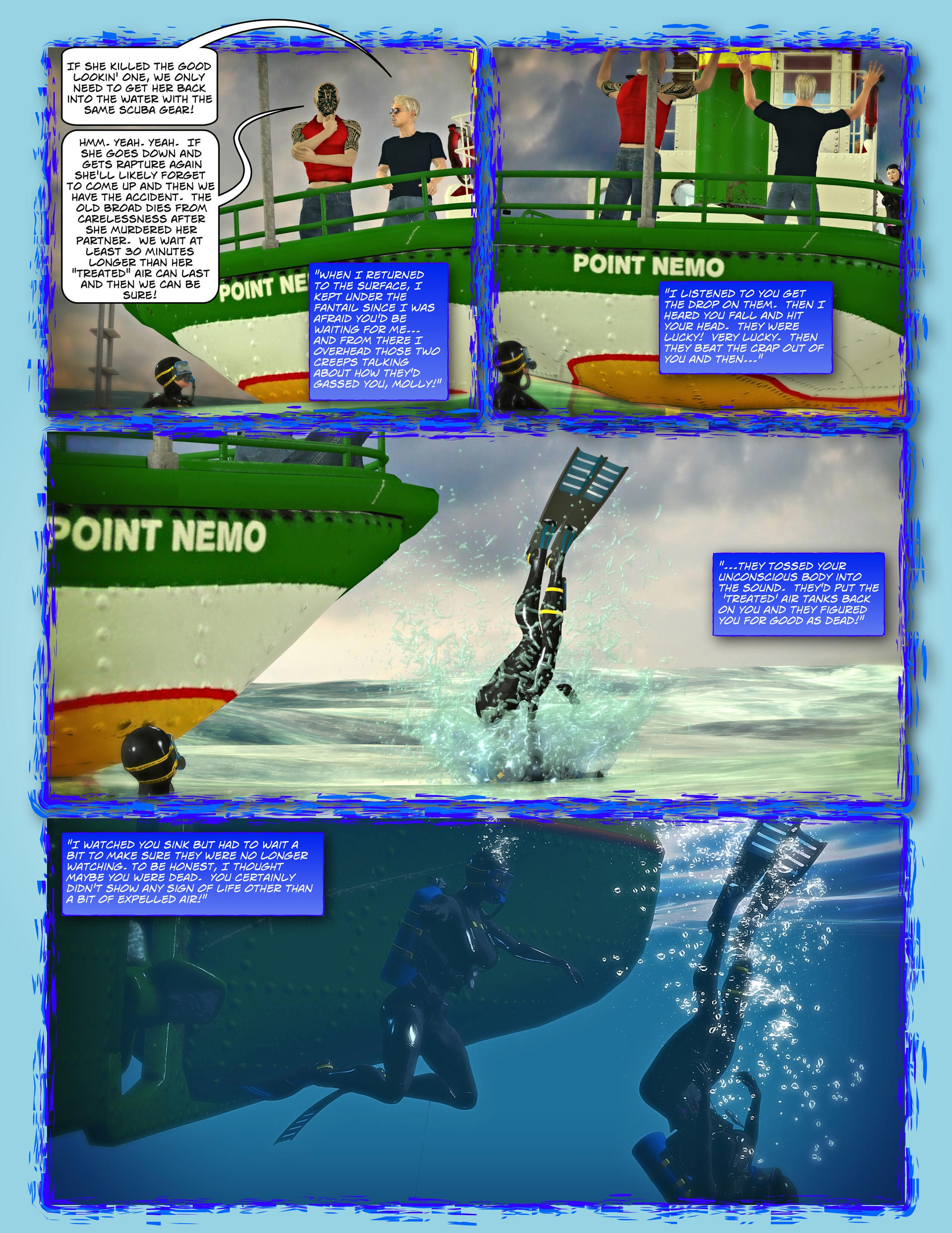 FY - Undercover - Page 4 by MollyFootman on DeviantArt