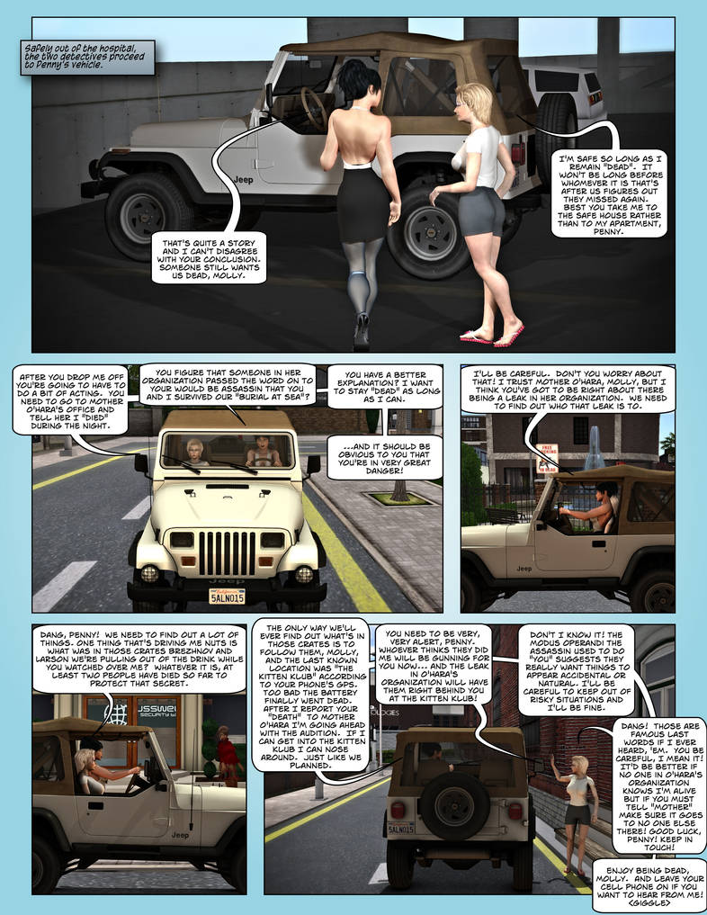 Fy Undercover Page 17 By Mollyfootman On Deviantart