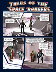 TalesOfTheSpaceRangers - 1 - page 1 by MollyFootman
