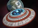Envoys in orbit