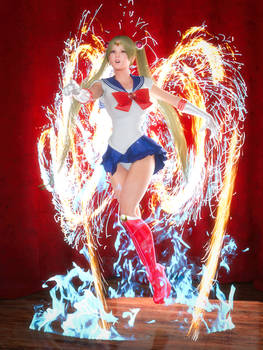 Sailor Moon - I will punish you!