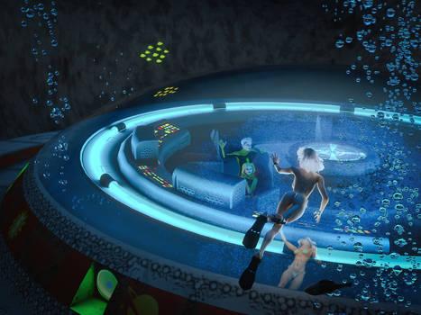 The Envoys - Playful Mermaid