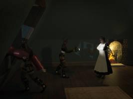 Air Pirates - Departing the Manor