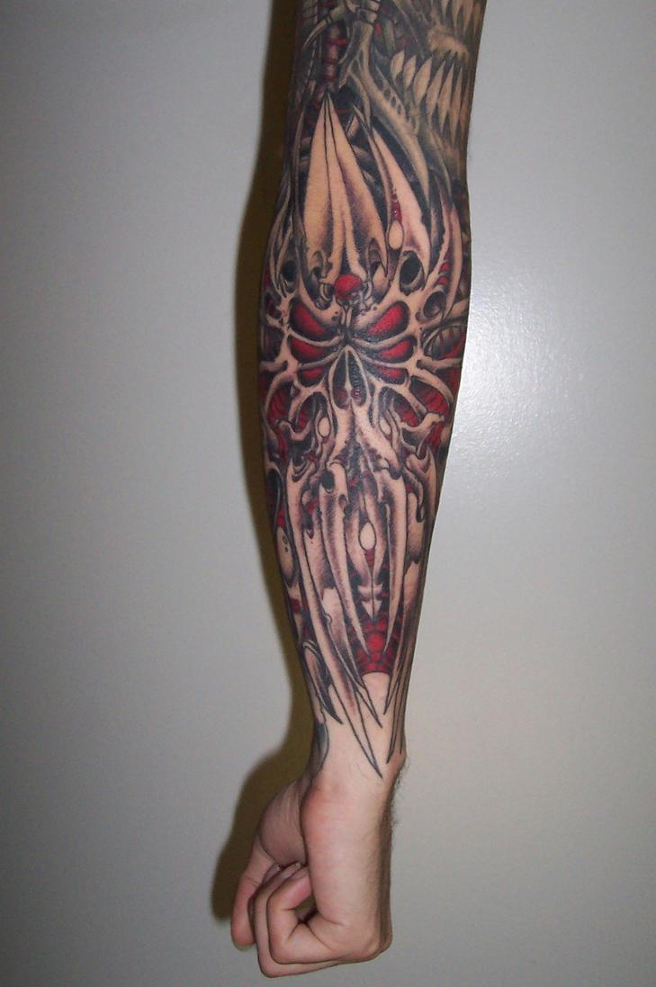 My tattoo update by solrac333 on deviantart for Tattoo fredericksburg va