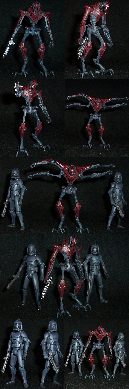 Darth Grievous Version 2 by Solrac333