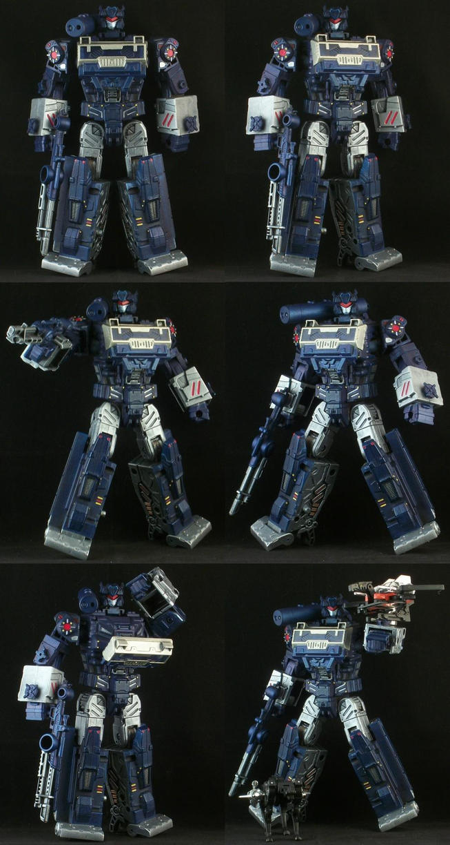 Custom Classics Soundwave 3.0 by Solrac333
