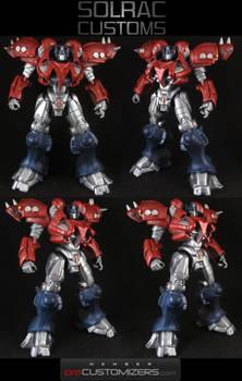 Custom Manga Prime