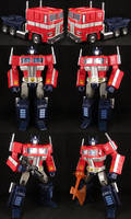 Custom MP-10 Optimus Prime