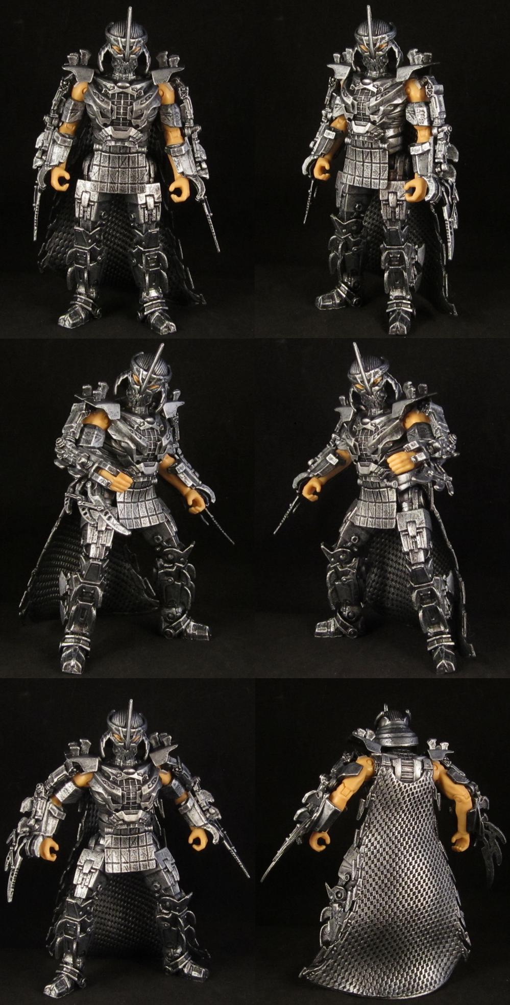 Custom Tmnt Shredder By Solrac333 On Deviantart