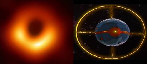 Black Hole or Unicron?